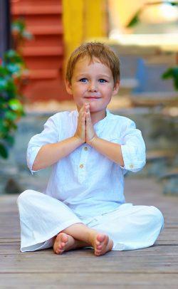 Kindertraining-children-wing-chun-greeting